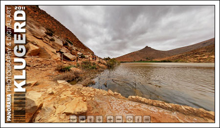 Fuerteventura - Embalse de las Peñitas