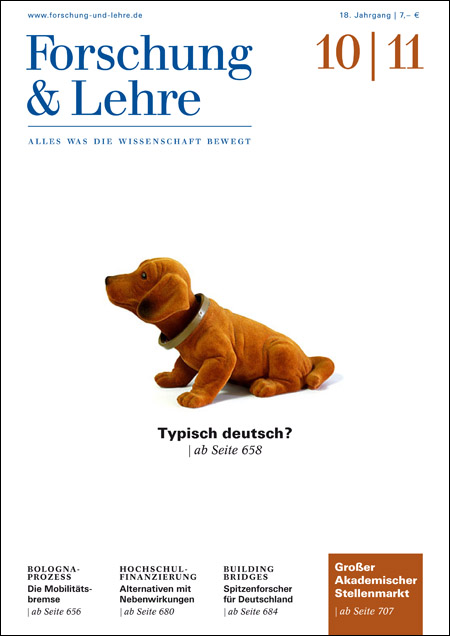 Titelbild - Forschung &amp; Lehre