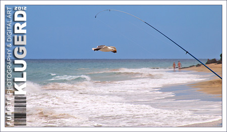 Fuerteventura - Tag 7 - Schönes Wetter, also auf zum Strand