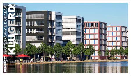 Ruhrpott | Innenhafen Duisburg