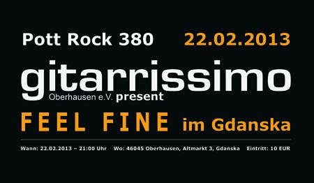 Feel Fine im Gdanska