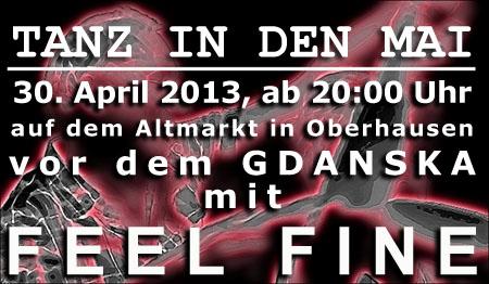 Feel Fine | Tanz in den Mai