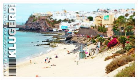 Zurück von Fuerteventura