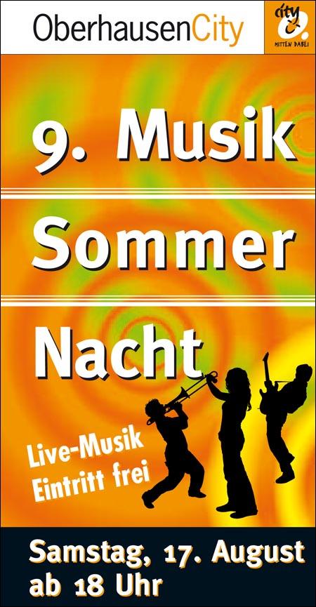 9. Musik Sommer Nacht