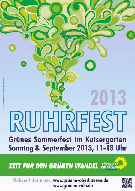 Feel Fine auf dem Ruhrfest