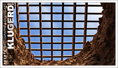 Fuerteventura - Fotos der Woche - Blick aus dem Kalkofen bei Ajuy
