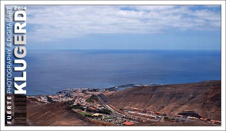 Fuerteventura - Fotos der Woche - Blick auf Morro Jable