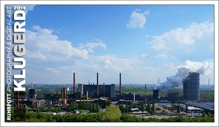 Ruhrpott | Kokerei ArcelorMittal Bottrop