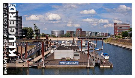Innenhafen - Duisburg