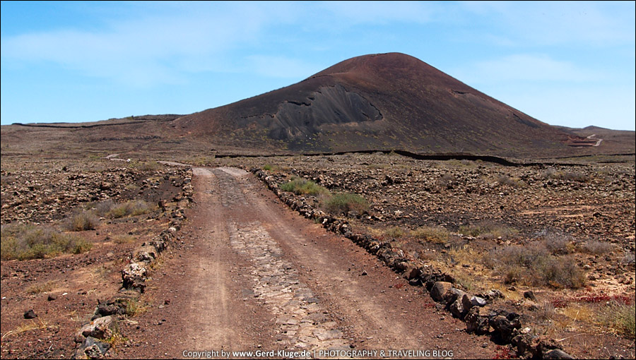 Fuerteventura :: Tag 4 | Calderón Hondo Wanderung
