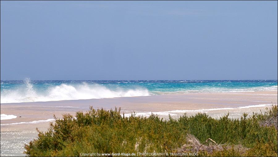 Fuerteventura :: Tag 5 | Starke Brandung am Risco del Paso