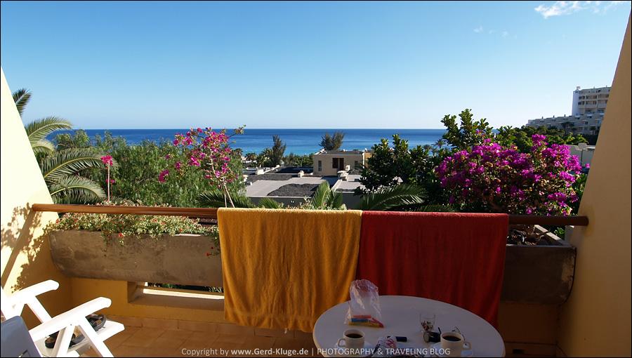 Fuerteventura :: Tag 21 | Wer hat an der Uhr gedreht?