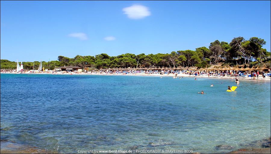 Mallorca :: Tag 4 | Zum traumhaften Dünenstrand Es Trenc