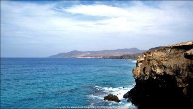 Fuerteventura :: Tag 4 | Klippenwanderung bei La Pared