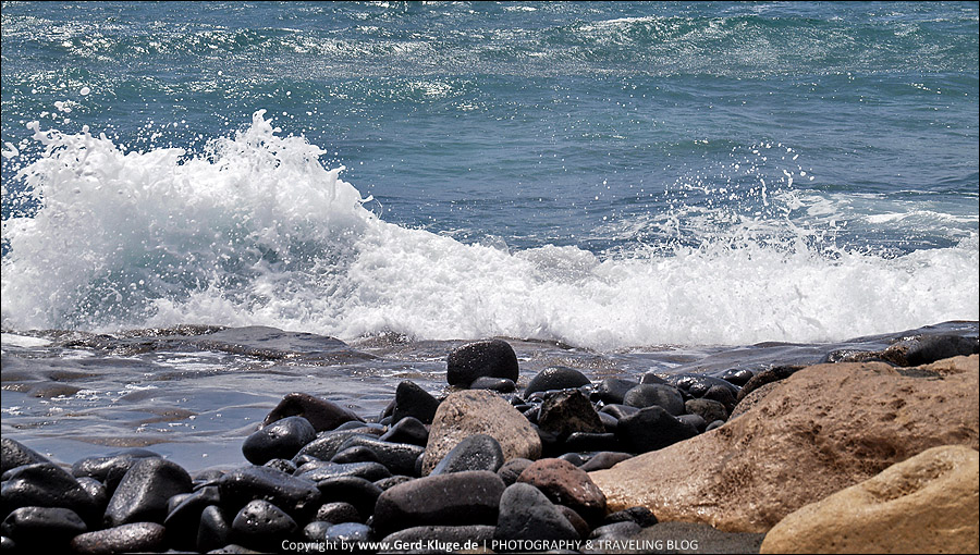 Fuerteventura :: Tag 4   Klippenwanderung bei La Pared