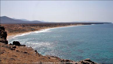 Fuerteventura :: Tag 12 | Klippenwanderung bei El Cotillo