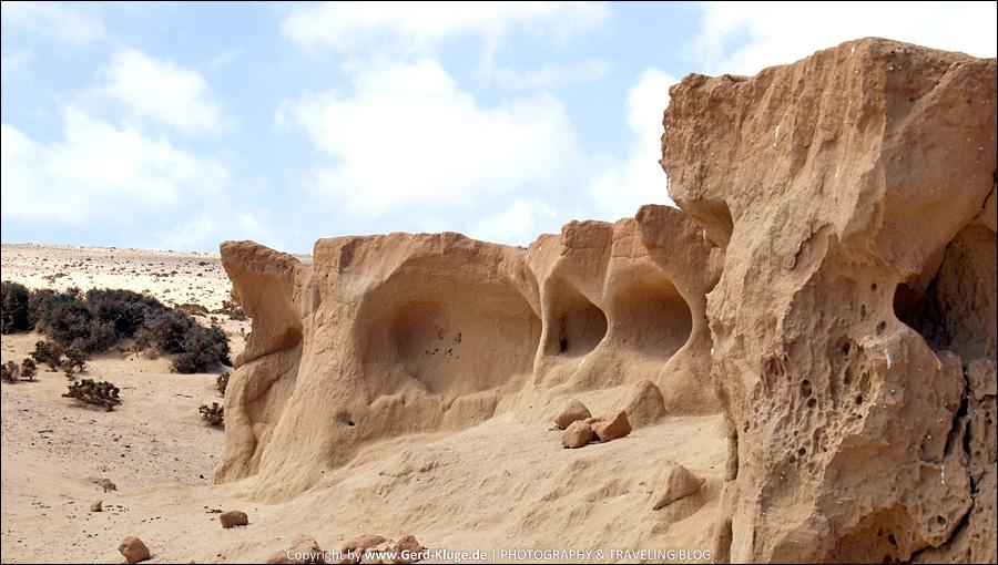 Fuerteventura :: Tag 16 | Und ab in die Wüste