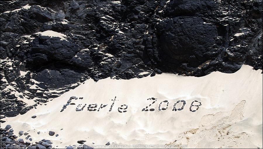 Fuerteventura :: Tag 2 | Alles beim Alten, alles im Lot