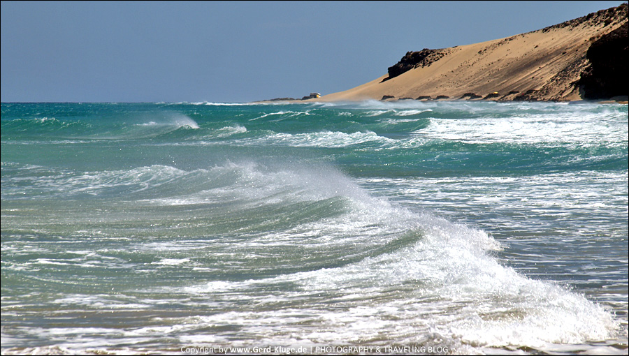 Fuerteventura :: Tag 8 | Selbst planschen unmöglich