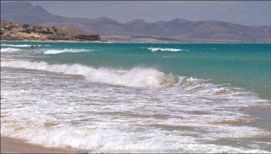 Fuerteventura :: Tag 9 | Kaum Veränderung zum Vortag
