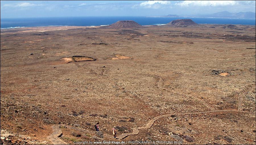 Fuerteventura :: Tag 13   Unterwegs mit den Puschelhasen