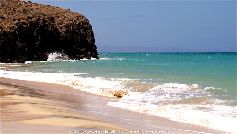 Fuerteventura :: Tag 16   Heute Sonnenschirme kostenlos