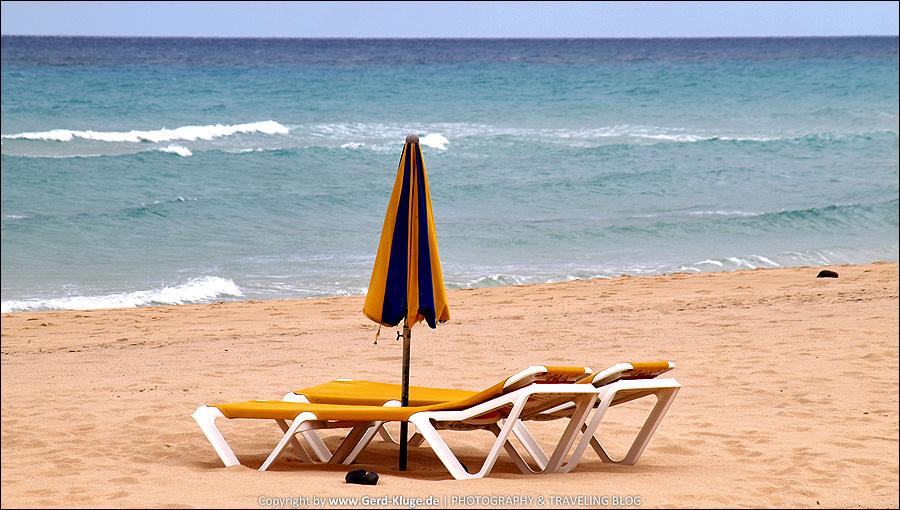 Fuerteventura :: Tag 17 | Knie verdreht