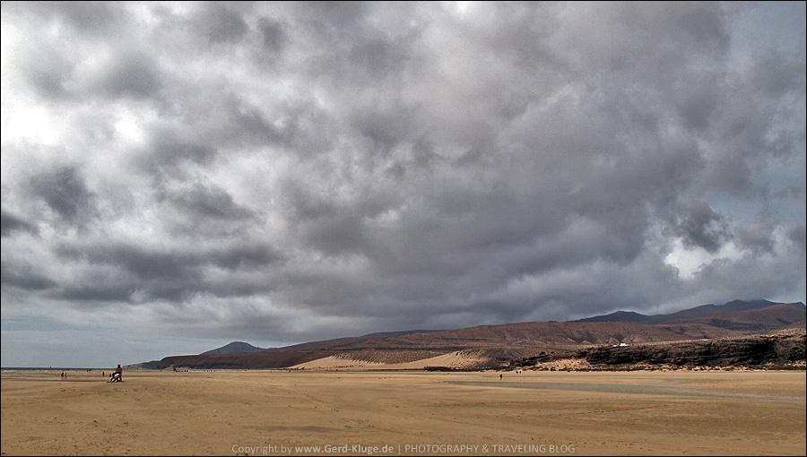 Fuerteventura :: Tag 2 | Schön ist anders - Risco del Paso