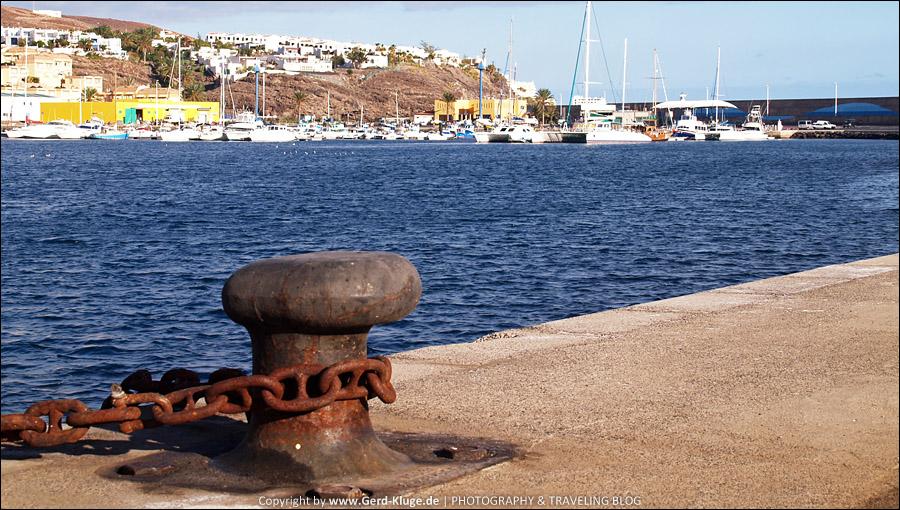 Fuerteventura :: Tag 5 | Hafen Spaziergang - Morro Jable