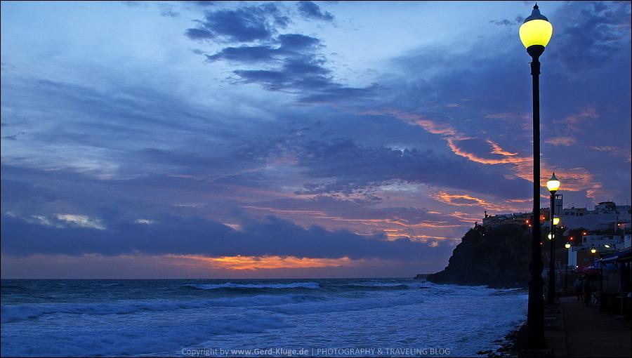 Fuerteventura :: Tag 7 | Farbenspiel am Abendhimmel - Morro Jable