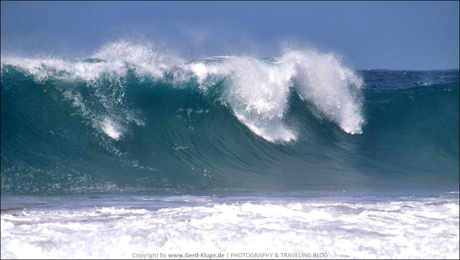 Fuerteventura :: Tag 9 | Starke Brandung - Playa de La Pared