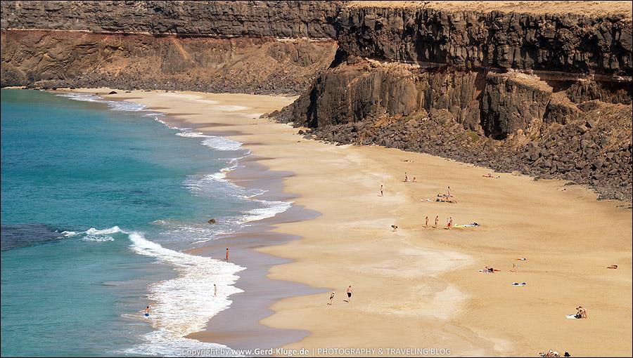Fuerteventura :: Tag 13 | Klippenwanderung bei El Cotillo - Playa del Águila