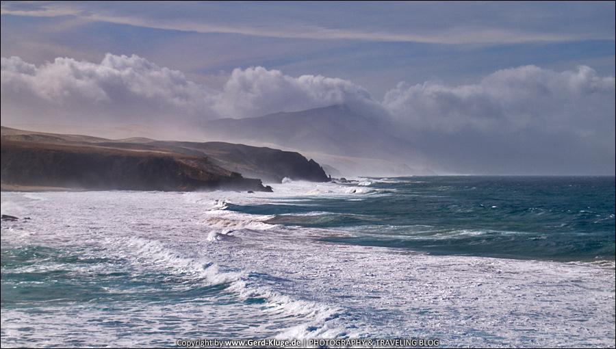 Fuerteventura :: Tag 14 | Die wilde Küste - Playa de La Pared
