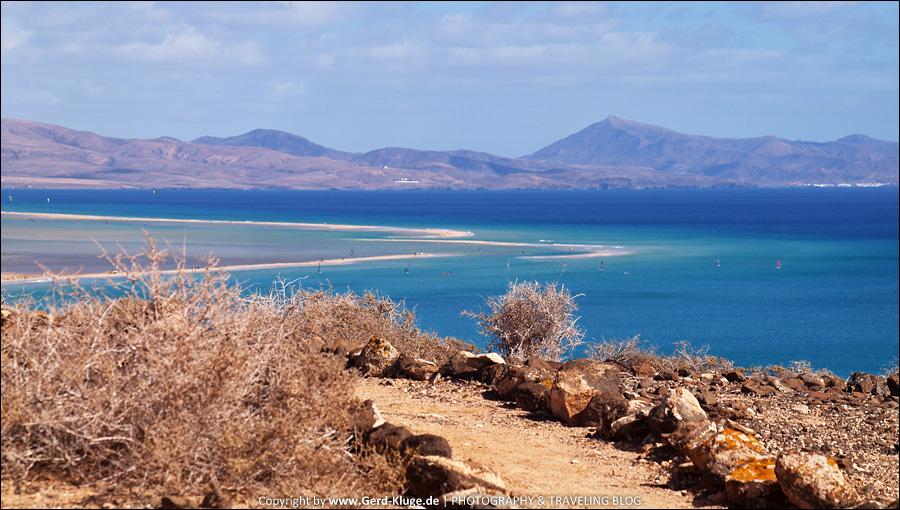 Fuerteventura :: Tag 15 | Strandwanderung - Risco del Paso