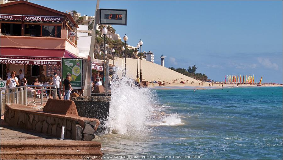 Fuerteventura :: Tag 16 | Frohes neues Jahr - Morro Jable