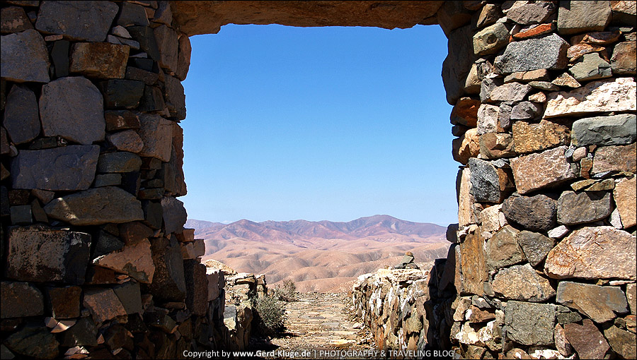 Fuerteventura :: Tag 17 | Kleine Tour mit dem Auto - Degollada de las Maretas
