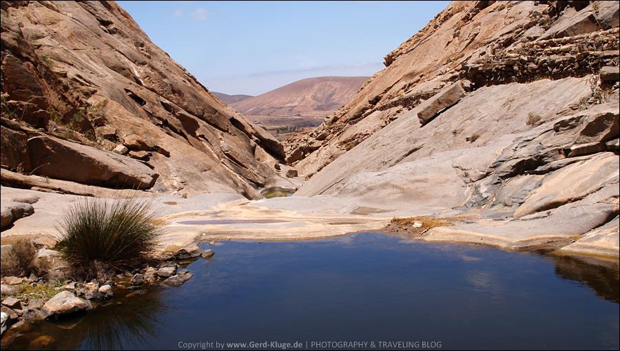 Fuerteventura :: Tag 18 | Wanderung in die Schlucht - Barranco de las Peñitas