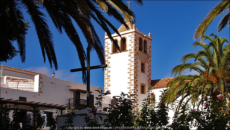 Fuerteventura :: Tag 19 | Iglesia de Santa Maria - Betancuria
