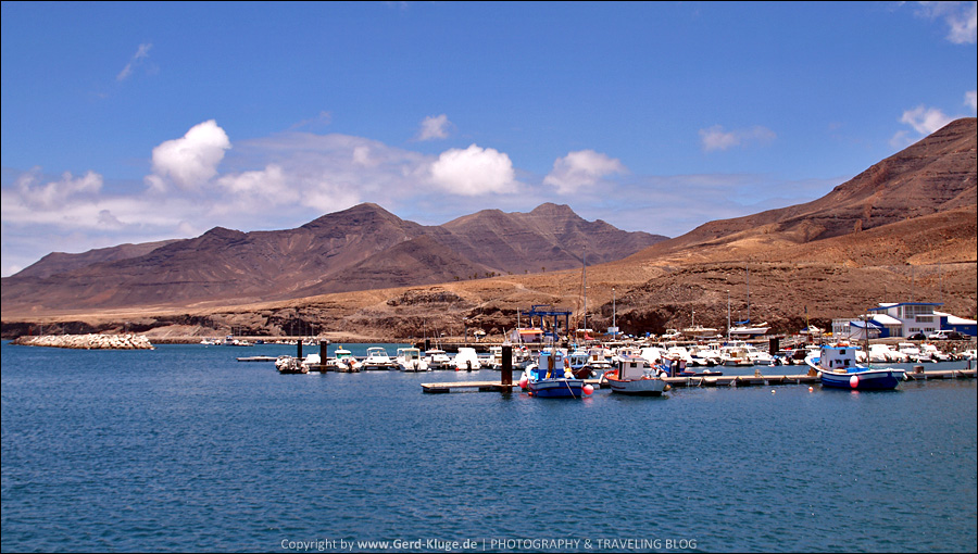 Fuerteventura :: Tag 3 | Hafen Spaziergang - Morro Jable