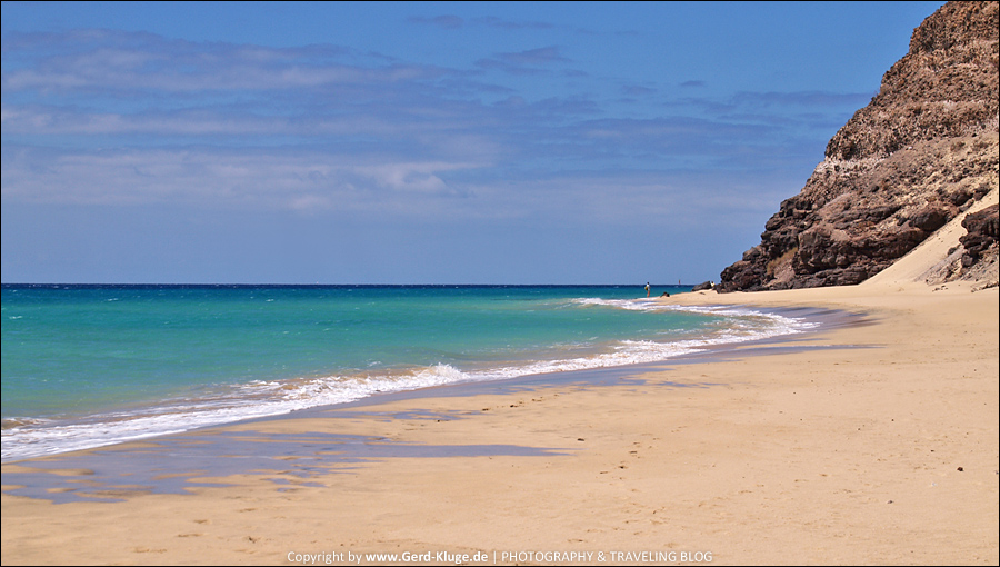 Fuerteventura :: Tag 4 | Strandtag - Playa de Sotavento