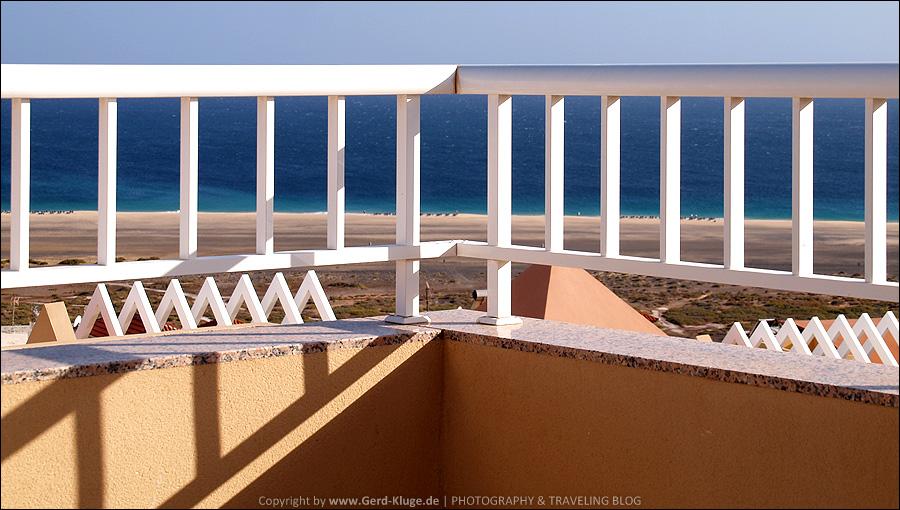 Fuerteventura :: Tag 6 | Terrassenblick - Jandia