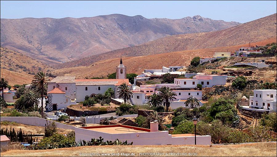 Fuerteventura :: Tag 8 | Auf dem Pilgerweg von Betancuria