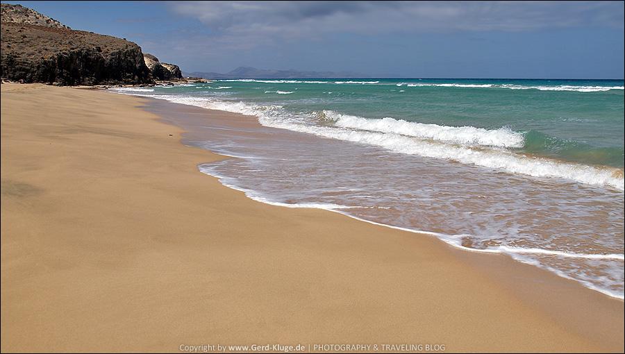 Fuerteventura :: Tag 9 | Heiter bis wolkig - Playa de Mal Nombre