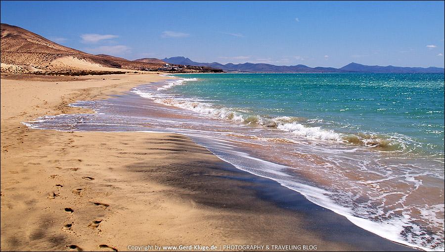 Fuerteventura :: Tag 10 | Der Weg ist das Ziel - Playa de Sotavento