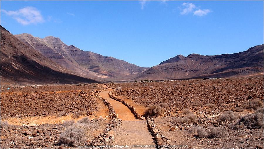 Fuerteventura :: Tag 14 | Der Weg nach Cofete - Gran Valle