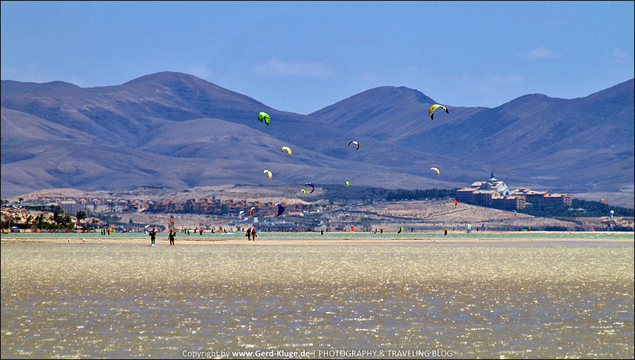 Fuerteventura :: Tag 16 | Lagunen Wanderung - Risco del Paso