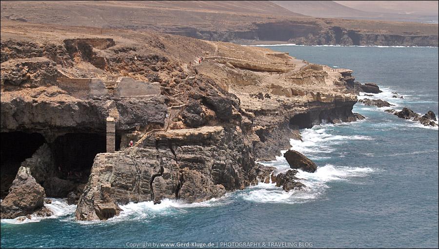 Fuerteventura :: Tag 17 | Cuevas de Ajuy