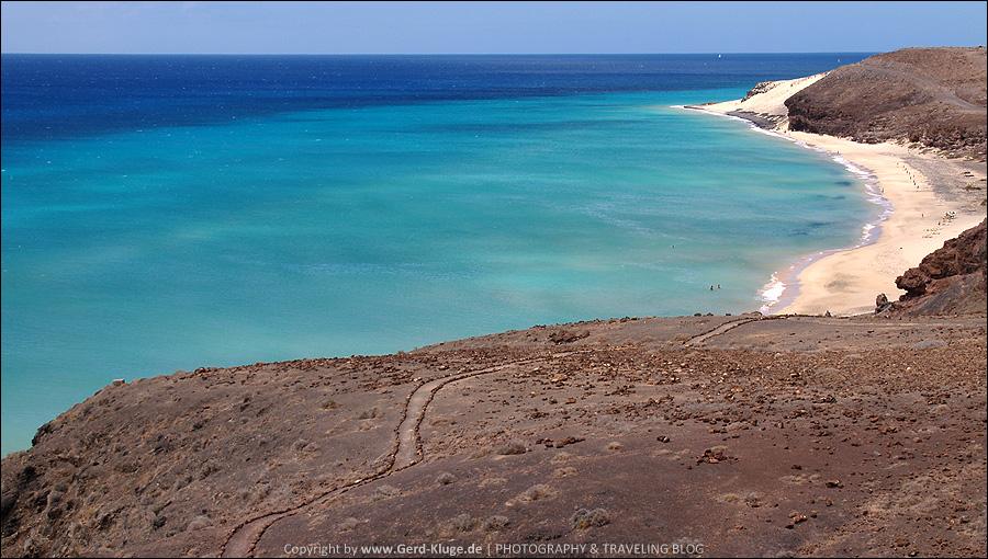 Fuerteventura :: Tag 19 | Strandtour über die Klippe - Boca de Mal Nombre