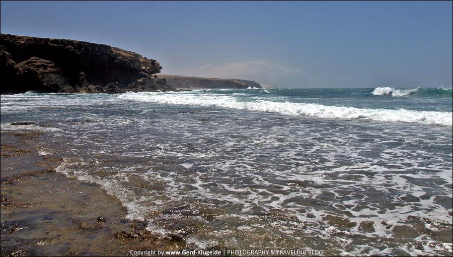 Fuerteventura :: Tag 21 | Wellen gucken an der Playa de La Pared