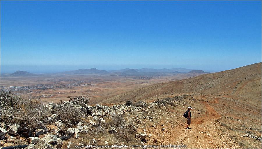 Fuerteventura :: Tag 24 | Wandern auf dem Morro del Cortijo